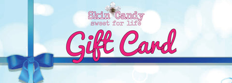 Skin Candy Holiday Season Gift Card