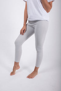 Elias Rumelis Leggins silver grey