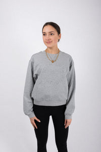 CO´COUTURE Sweat grey