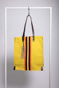 le daf Shopper gelb