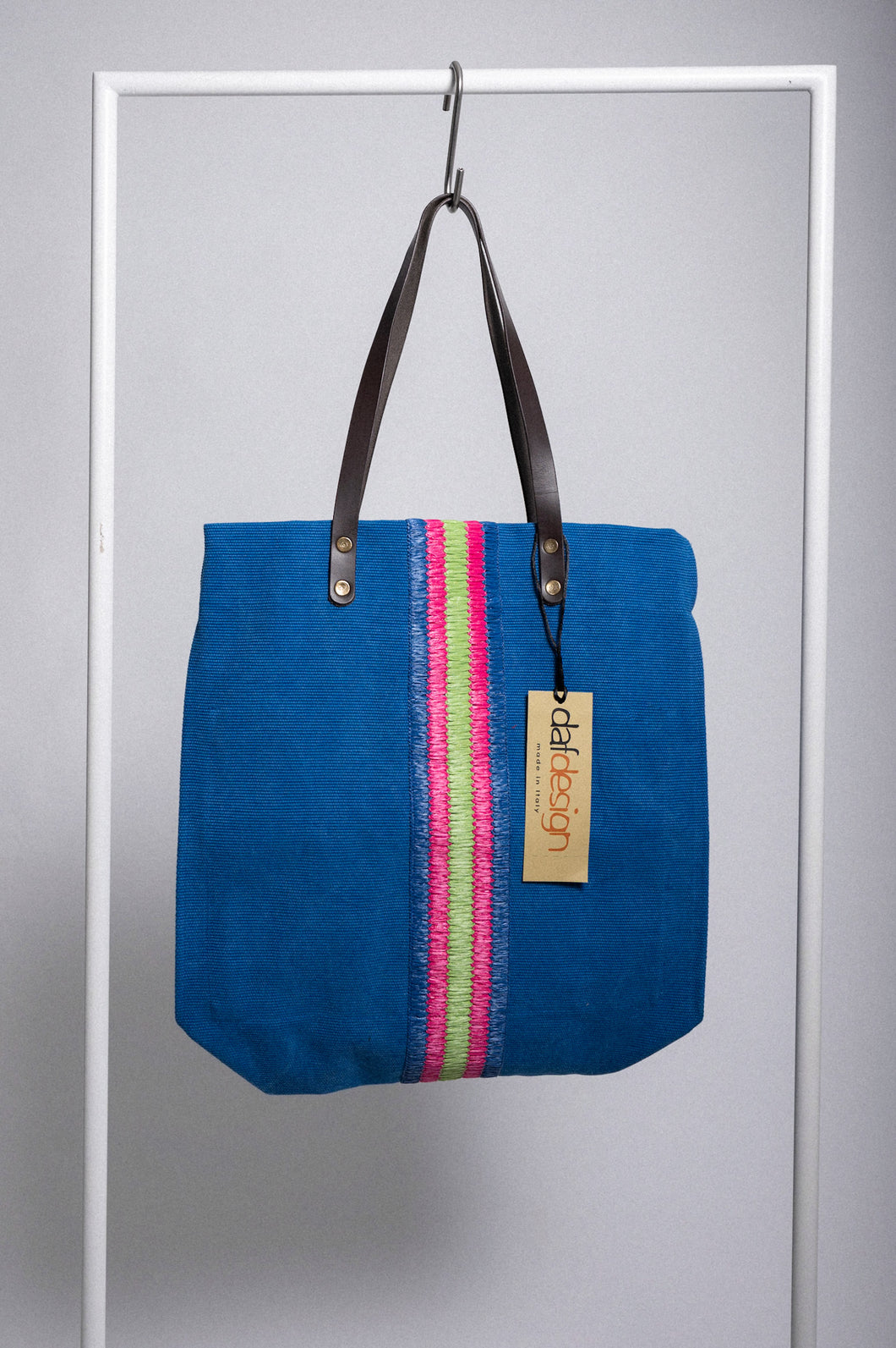 le daf Shopper indigo