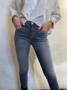 Closed Jeans Skinny Pusher mid grey