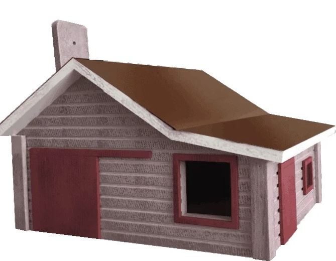 Woolshed Birdhouse