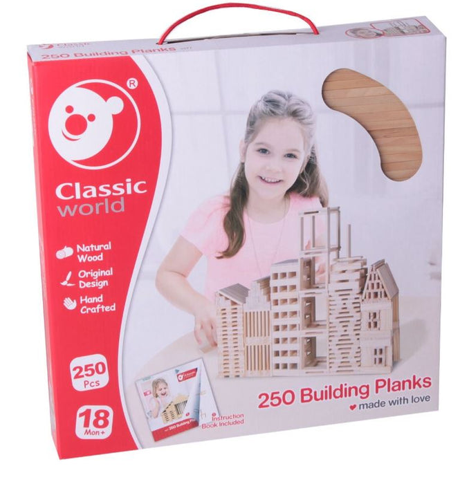 Classic World - 250 Building Planks