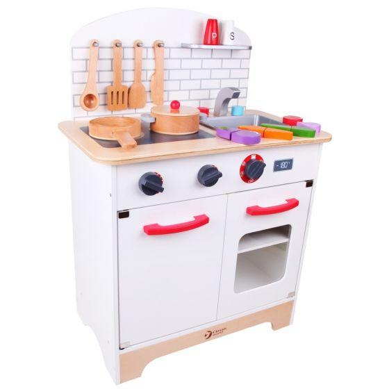 Child's kitchen play set