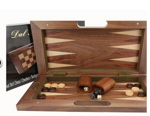 Dal Rossi 3-in-1 game set