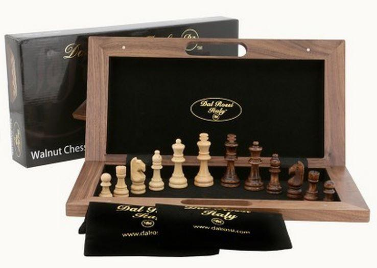 Tournament chess set by Dal Rossi