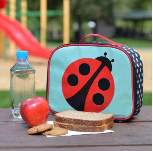 The JJ Cole Collection - Lady Bug Lunch Bag