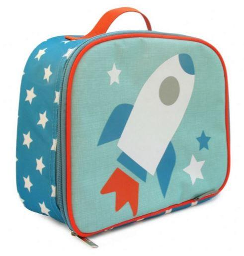 The JJ Cole Collection -Rocket Lunch Bag.