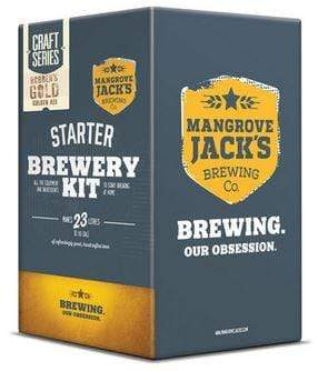 Beer making kit by Mangrove Jacks