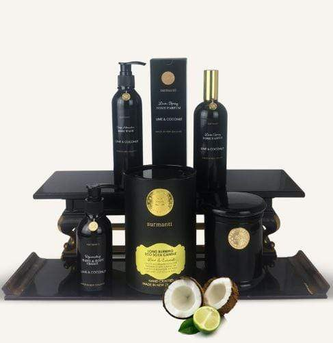 Surmanti Lime & Coconut Signature Gift Box