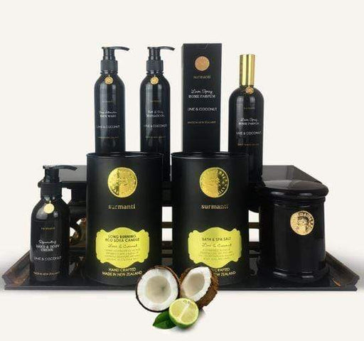 Surmanti Pear & Passionflower Pamper & Spa Gift Box.
