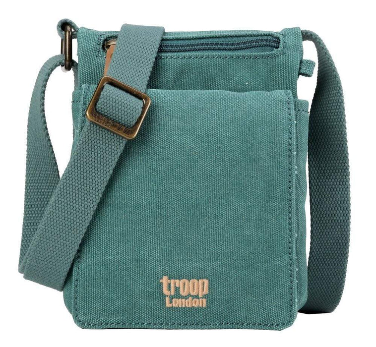 small green body bag