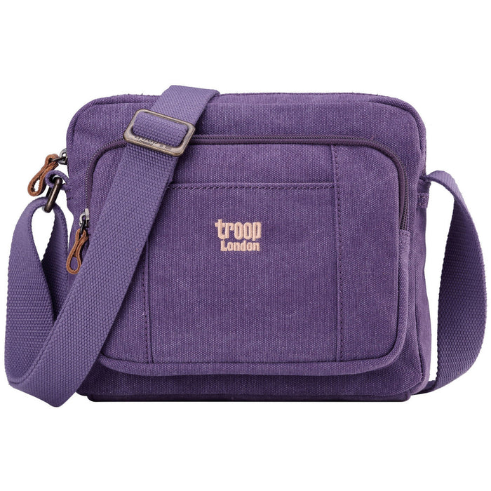 Classic Zip Top Small Satchel in 3 colours