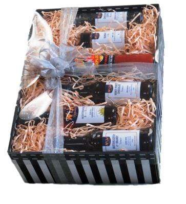 13 product food hamper in box