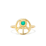 Peace Train ring