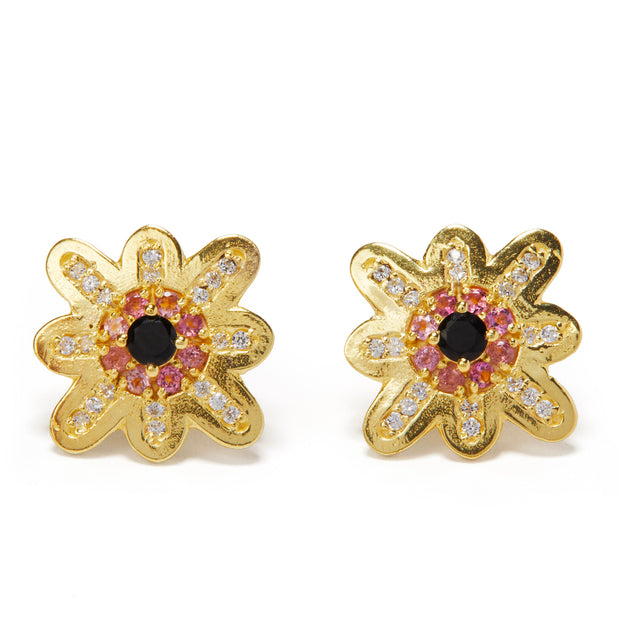 wildbloom stud earrings