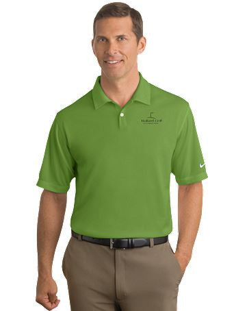 Ballard Country Club Nike Golf - Dri-FIT Pebble Texture Polo