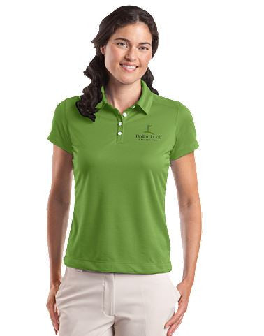 Ballard Golf and Country Club Nike Golf - Ladies Dri-FIT Pebble Texture Polo