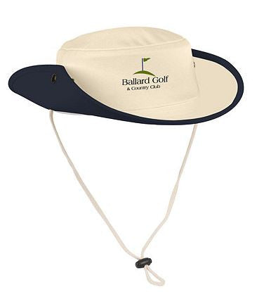 Ballard Golf and Country Club Port Authority - Outback Hat