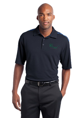 Cozad Country Club - Nike Golf Dri-FIT Graphic Polo