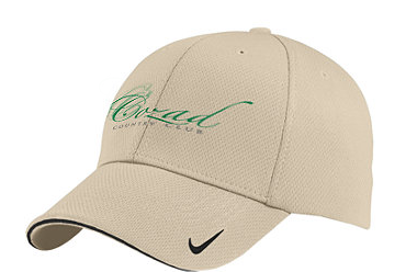 Cozad Country Club - Nike Golf - Dri-FIT Mesh Swoosh Flex Sandwich Cap