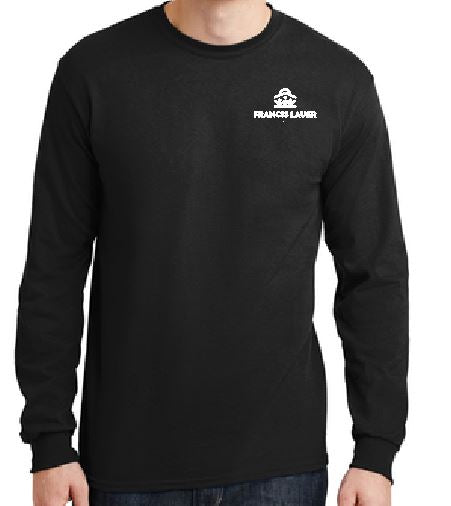 Francis Lauer Gildan® - DryBlend® 50 Cotton/50 Poly Long Sleeve T-Shirt