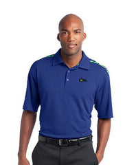 Iowa Golf Course Superintendents Association Nike Golf Dri-FIT Graphic Polo