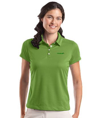 Iowa Golf Course Superintendents Association Nike Golf - Ladies Dri-FIT Pebble Texture Polo