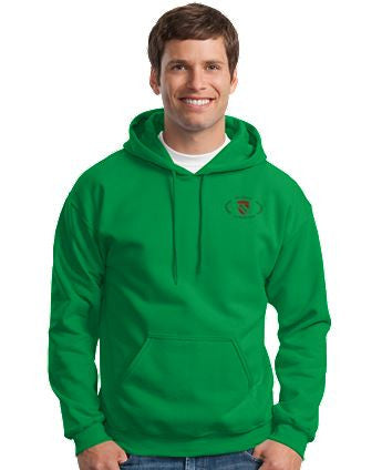 Hillcrest Country Club Gildan - Heavy Blend™ Unisex Hooded Sweatshirt Light Colors