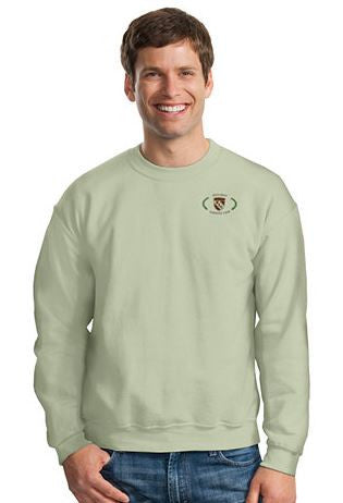 Hillcrest Country Club Gildan - Heavy Blend™ Crewneck Unisex Sweatshirt  Dark Colors