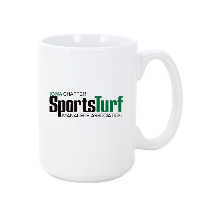 Iowa SportsTurf Managers Association Ceramic Coffee Mug