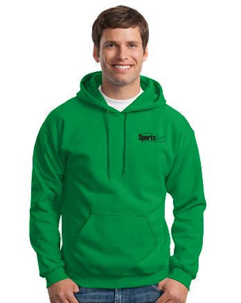 Iowa SportsTurf Managers Association Gildan- Heavy Blend™ Unisex Hooded Sweatshirt Dark Colors