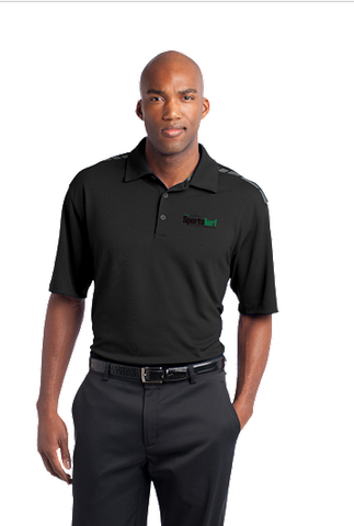 Iowa SportsTurf Managers Association Nike Golf Dri-FIT Graphic Polo