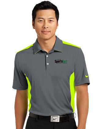 Iowa SportsTurf Managers Association Nike Golf Dri-FIT Engineered Mesh Polo