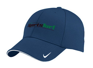 Iowa SportsTurf Managers Association Nike Golf - Dri-FIT Mesh Swoosh Flex Sandwich Cap