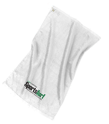 Iowa SportsTurf Managers Association Port Authority® Grommeted Golf Towel