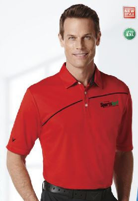 Iowa SportsTurf Managers Association Callaway Piped Performance Polo