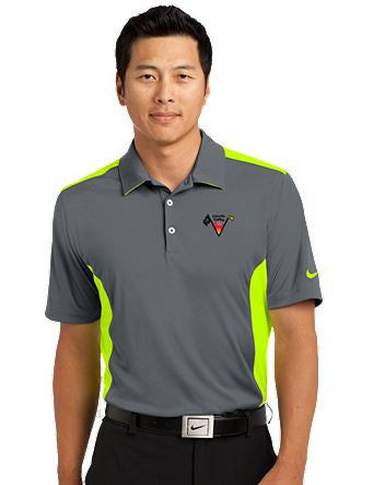 Lincoln Valley Golf Course Nike Golf Dri-FIT Engineered Mesh Polo