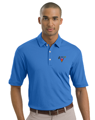 Lincoln Valley Golf Course - Nike Golf - Tech Sport Dri-FIT Polo