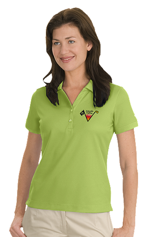 Lincoln Valley Golf Course - Nike Golf - Ladies Dri-FIT Classic Polo
