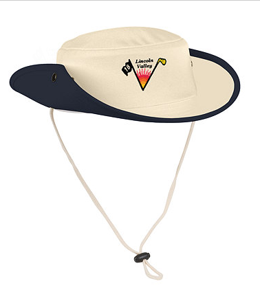 Lincoln Valley Golf Course - Port Authority - Outback Hat