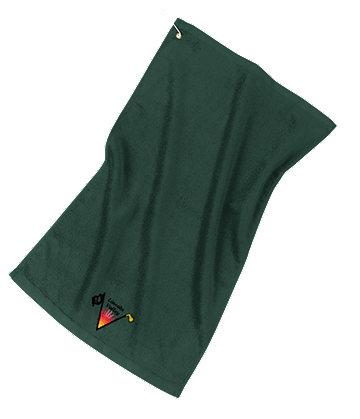 Lincoln Valley Golf Course - Port Authority Grommeted Golf Towel