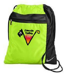 Lincoln Valley Golf Course - Nike Golf Cinch Sack