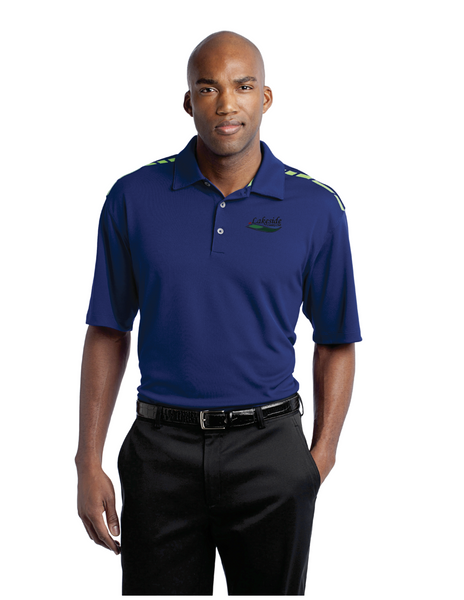 Lakeside Country Club - Nike Golf Dri-FIT Graphic Polo