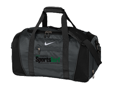 Iowa SportsTurf Managers Association  Nike Golf Medium Duffel