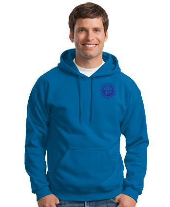 Perry Country Club Gildan - Heavy Blend™ Unisex Hooded Sweatshirt Light Colors