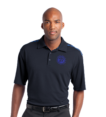 Perry Country Club Nike Golf Dri-FIT Graphic Polo