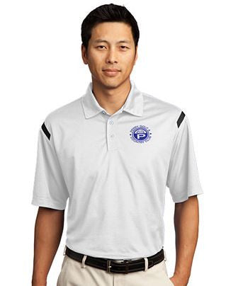 Perry Country Club Nike Golf - Dri-FIT Shoulder Stripe Polo