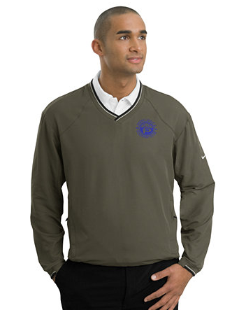 Perry Country Club Nike Golf - V-Neck Wind Shirt